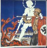 1932 Nazi Election Poster
