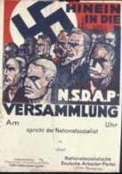 Local 1930 Nazi Poster