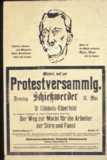 Speechless Hitler poster